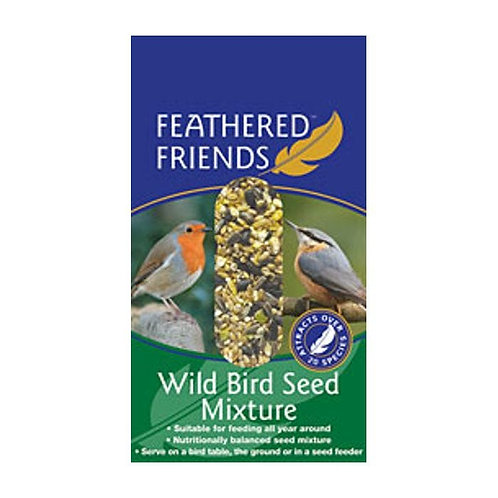 Feathered Friends Wild Bird Seed