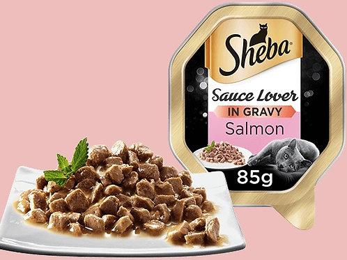Sheba Tray Sauce Lover 85g