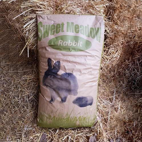Sweet Meadow Rabbit Muesli Mix