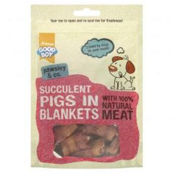 Good Boy Pigs In Blankets 80g