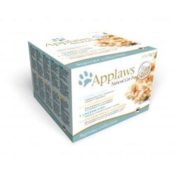 Applaws Cat Tin Fish Multipack 12 x 70gpack