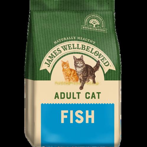 James Wellbeloved Adult Cat Fish & Rice