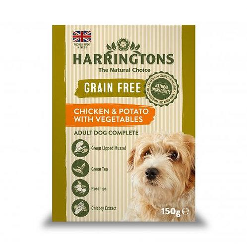 Harringtons Wet Grain Free Adult Dog