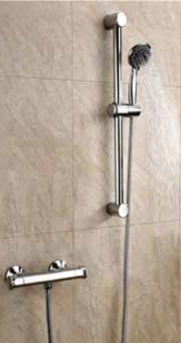 Tidy Rise Shower