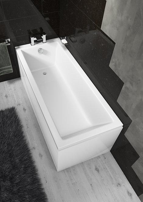 POOL Single End Straight Standard Bath Square Style