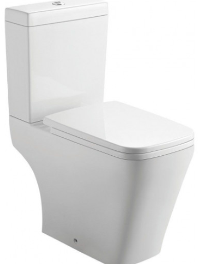 Aura Close Couple Toilet