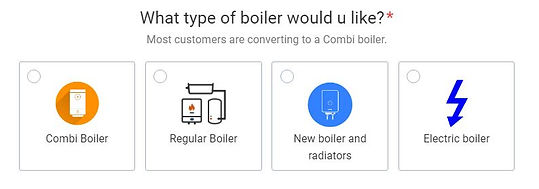 New boiler deals falkirk