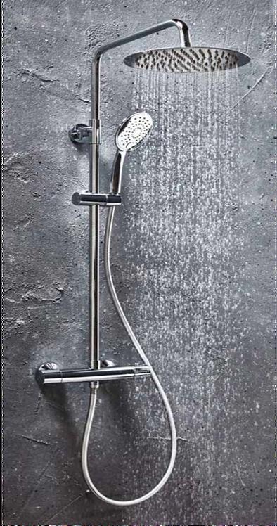 Messi Round Shower