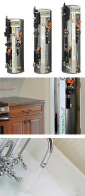 Eletric combi boilers