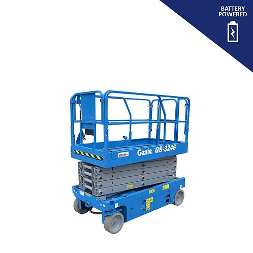 Scissor Lift Hire (32 ft)