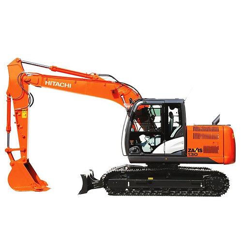 digger hire 13 ton