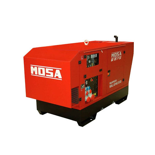 80 KVA  Diesel Generator Hire
