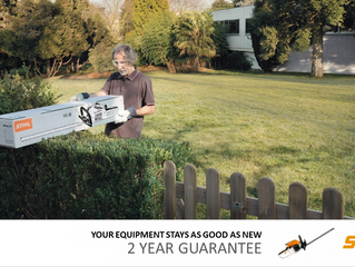 "Why buy a Stihl HS 45 24""/60cm Hedge Trimmer???"