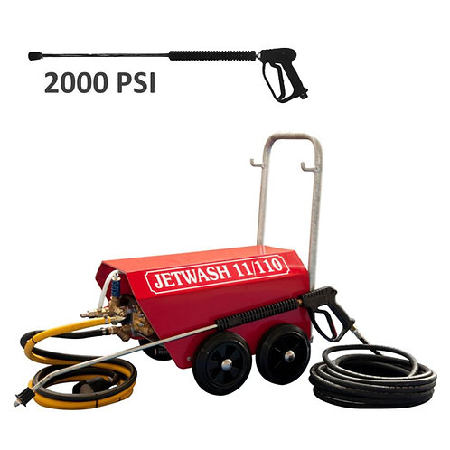 Electric Power Washer Hire (2000 PSI)