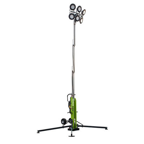 LED Mobile Lighting Tower Hire