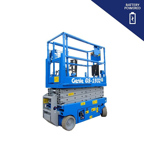 Electric Scissor Lift Hire (19 ft)