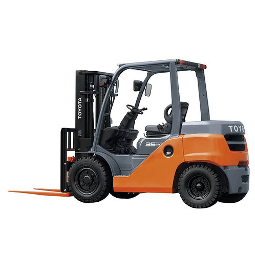 3.5 Ton Diesel Forklift Hire