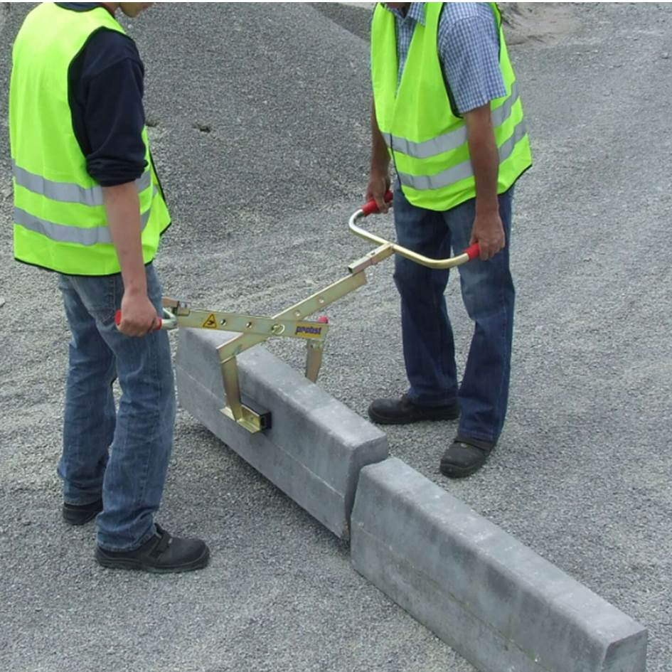 Low Cost Two Man Kerb Lifter Hire We Cover Louth