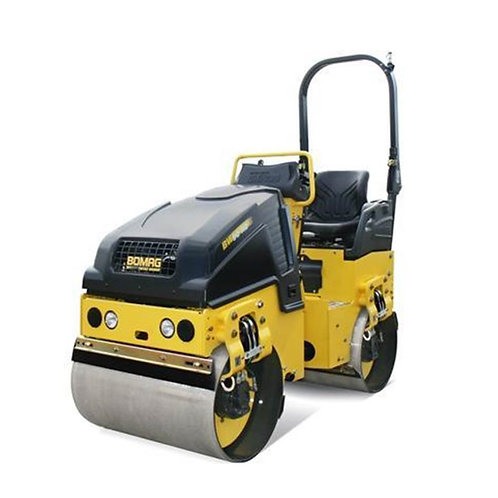 bomag 90 roller hire