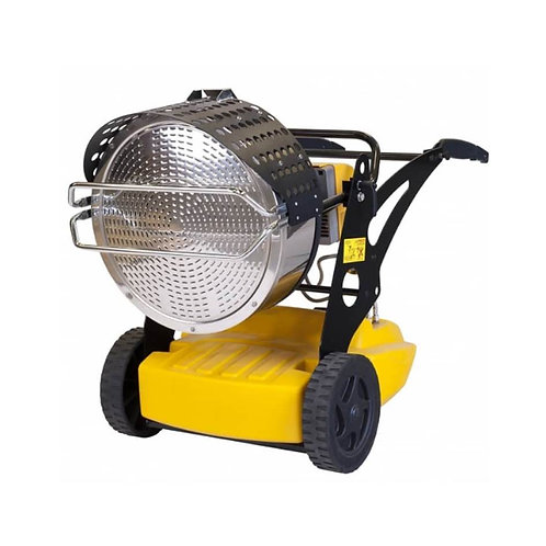 Infrared Diesel Heater Hire