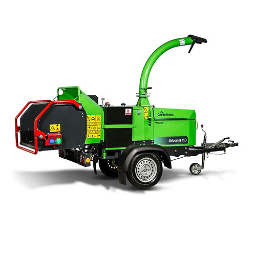 Wood Chipper Hire (7 1/2  Inch)