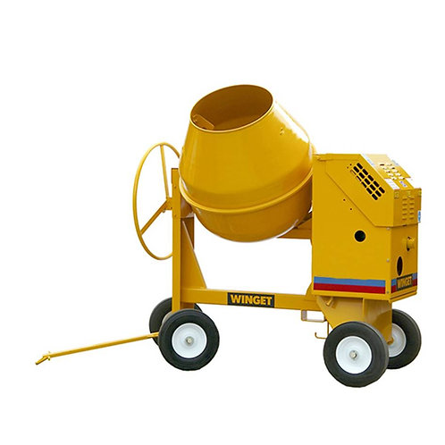 Diesel Cement Mixer Hire  (2 Bag)