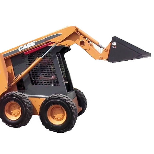 Case 430 Skid Steer Hire