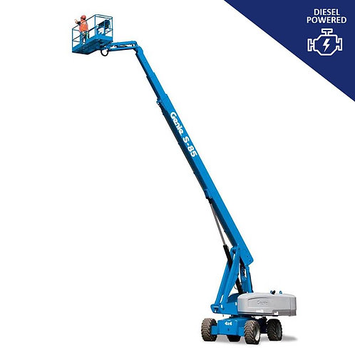 Telescopic Boom Lift Hire (85 ft)