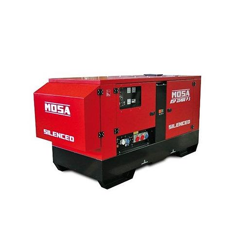 40 KVA  Diesel Generator & Welder Hire