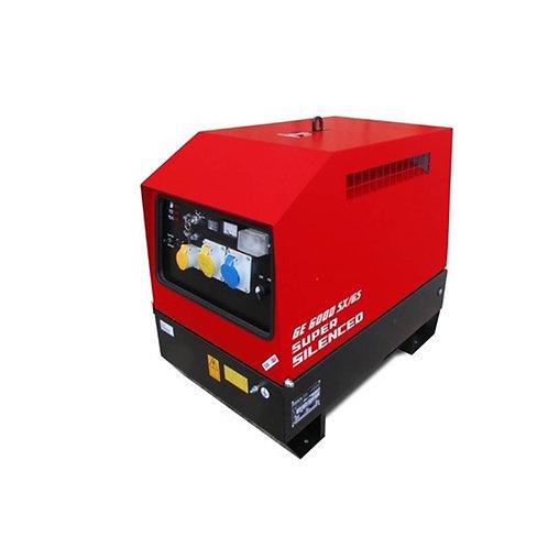 6 KVA  Diesel Generator Hire