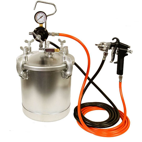 Pot Paint Sprayer Hire