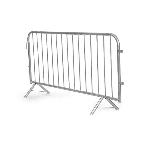 2.3m Pedestrian Barrier Hire