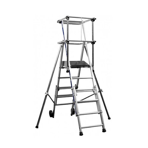 Extendable Podium Ladder Hire
