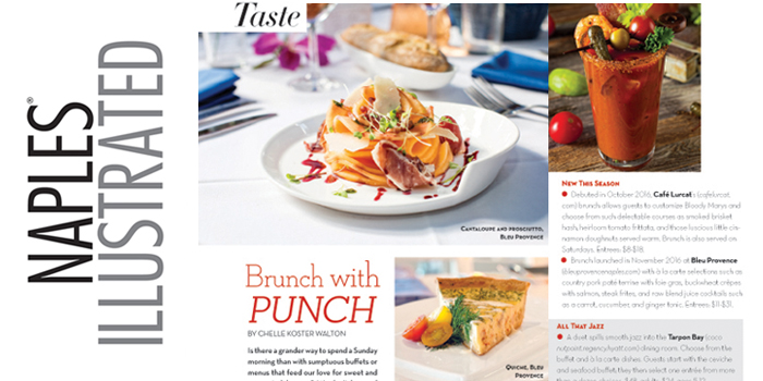 Brunch with Punch