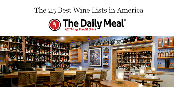 The 25 Best Wine Lists in America