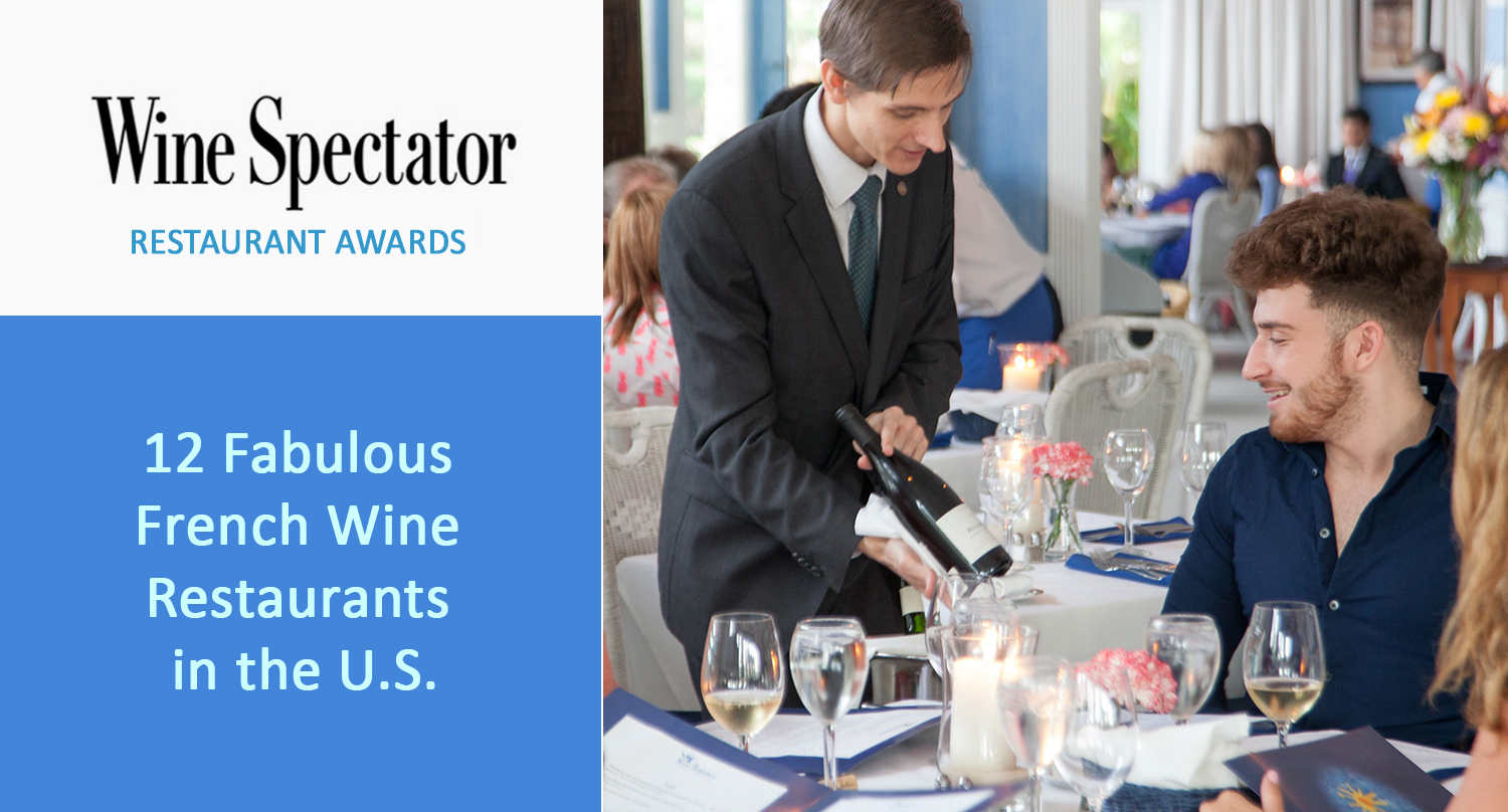 Wine Spectator Restaurant Awards