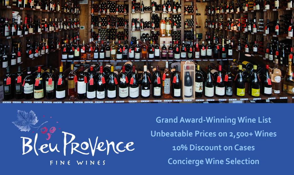Bleu Provence Fine Wines