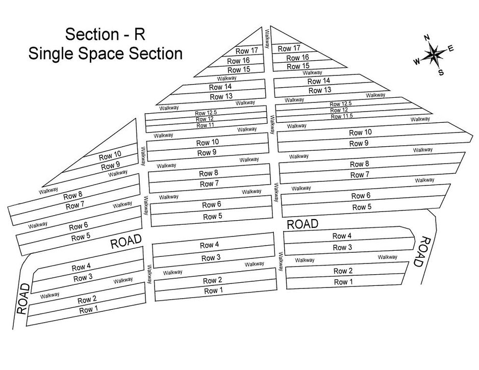 Section - R - Single Spaces.JPG