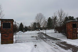 Grove Hill New Gates
