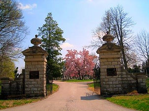 Grove Hill Gates