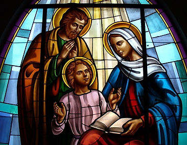 The Holy Family Institute - Spirituality