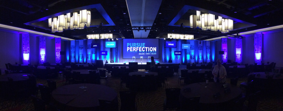 Live Event Production Pacific Staging Mini General Session Breakout