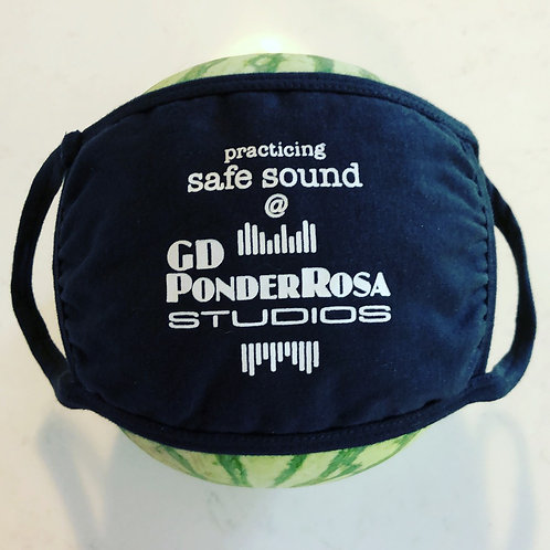 """safe sound"" face mask"