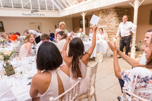 Athelhampton Wedding Speeches