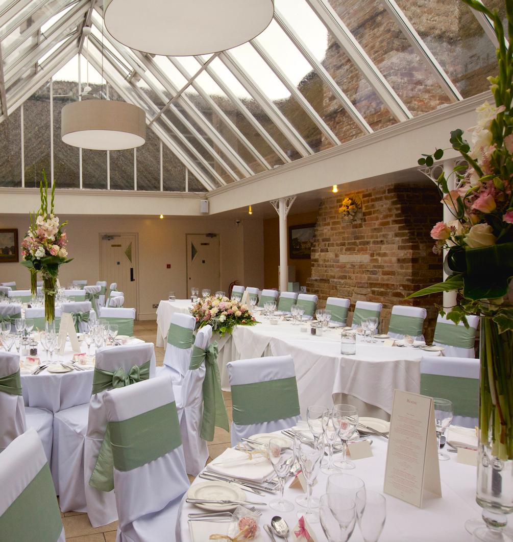 The Conservatory at Athelhampton