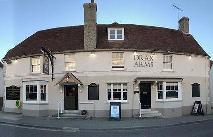 The Drax Arms Villag Pub in Bere Regis