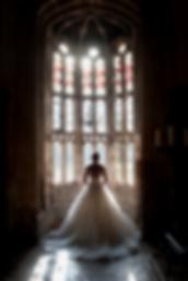 Oriel window of Athelhampton, Dorset wedding venue