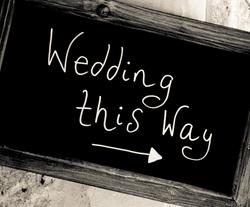 Wedding this way at Athelhampton