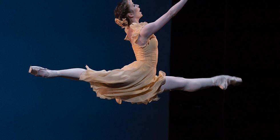 Ballet at Athelhampton House