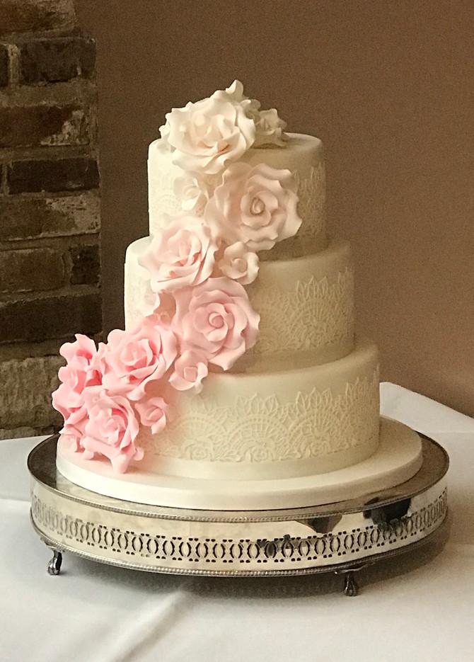 A Dorset Wedding Cake
